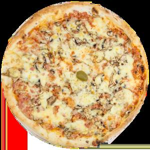 Mješana pizza