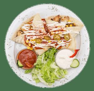 Enchilada sa piletinom