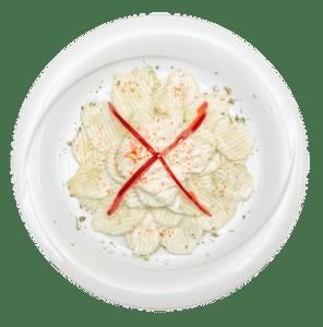 Salata od krastavaca s vrhnjem