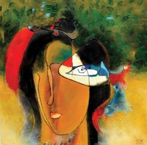 (5)Radha in Brindaban-3