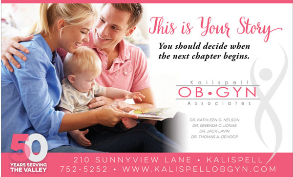 Kalispell OB/GYN - This is your story