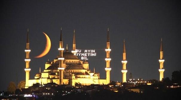 Ramazanda Hoşaf Tüketimi