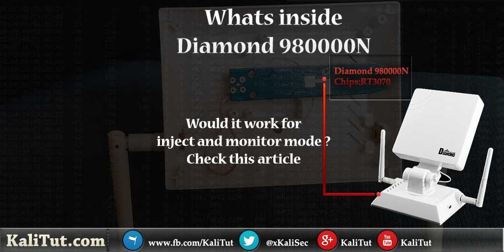 Diamond 980000N USB Wifi Adapter