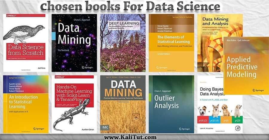Best Data Science Books