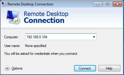 raspberry pi remote desktop