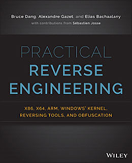 practical reverse engineering: malware analysis book