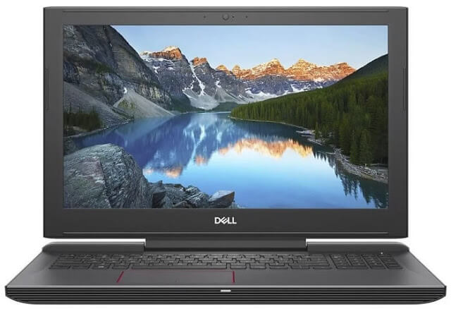 Dell Inspiron i7577 kali linux laptop