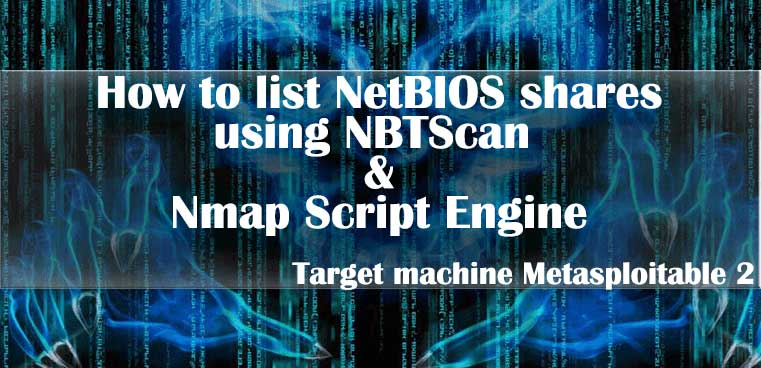 What is netbios?