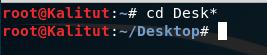change folder in Linux