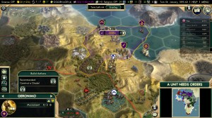 Civilization 5 Scramble for Africa Italy Strategy block Europeans