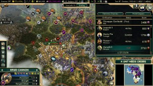 Civilization 5 Scramble for Africa Italy Strategy conquer Ethiopia
