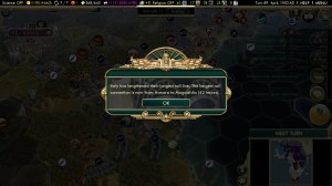 Civilization 5 Scramble for Africa Italy Strategy Longest rail line