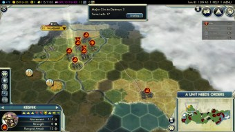 Civilization 5 Rise of the Mongols Russian Campaign
