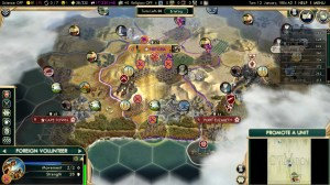 Civilization 5 Scramble for Africa Praise the Victories Offense Citadels