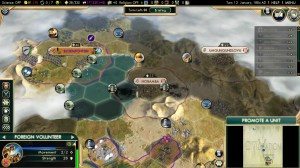 Civilization 5 Scramble for Africa Boers Deity Second City