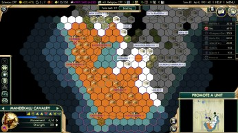 Civilization 5 Scramble for Africa Praise the Victories Southwest Africa Map