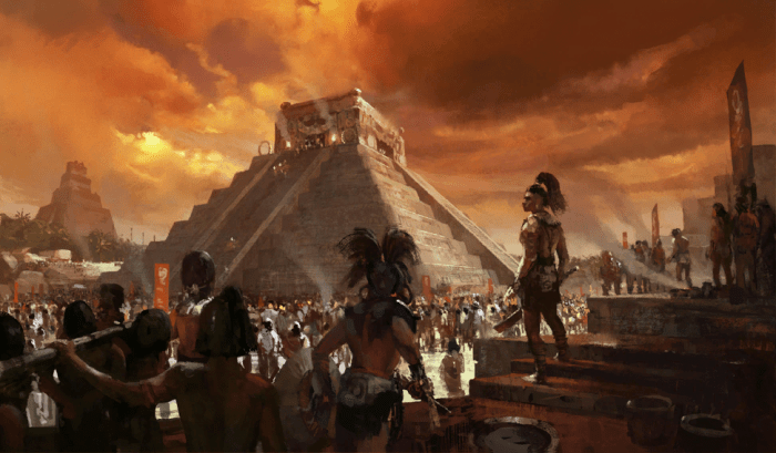 Civilization 5 Wonder - Chichen Itza