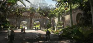 Civilization 5 Wonder - Hanging Gardens