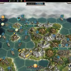 Civilization 5 Into the Renaissance Celts Deity Defend Oban