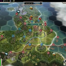 Civilization 5 Into the Renaissance Celts Deity Overwhelmed