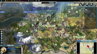 Civilization 5 Into the Renaissance Mehmet the Conqueror Constantinople citadel