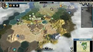 Civilization 5 Into the Renaissance Turks Deity Second try capture Jerusalem early
