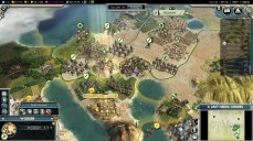 Civilization 5 Into the Renaissance Turks Deity Sinai citadel