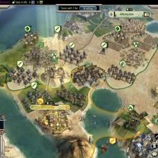 Civilization 5 Into the Renaissance Turks Deity Sinai citadel