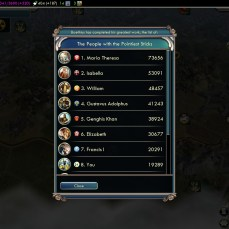 Civilization 5 Into the Renaissance Turks Deity Army rating