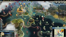Civilization 5 Into the Renaissance Turks Deity War with Europe