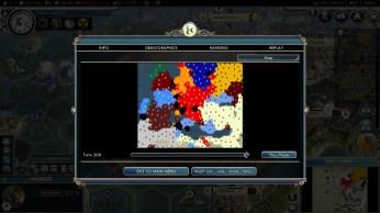 Civilization 5 Into the Renaissance Turks Deity Victory map