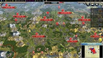Civilization 5 Into the Renaissance Austria Deity - Austria Hungary
