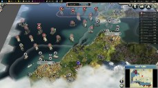 Civilization 5 Into the Renaissance England Deity English Pirates
