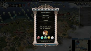 Civilization 5 Into the Renaissance England Deity Win Jerusalem on Deity