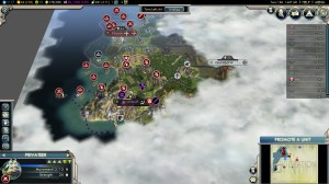 Civilization 5 Into the Renaissance England Deity Capture Lisbon