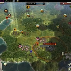 Civilization 5 Into the Renaissance Russia Deity - Fail - Intercepting Settlers