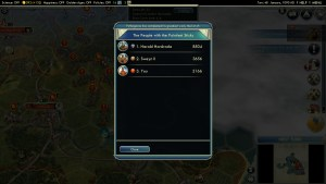 Civilization 5 Year of Viking Destiny - Normandy Deity People with the pointiest Sticks