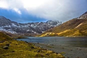 Llyn Llydaw, Snowdonia