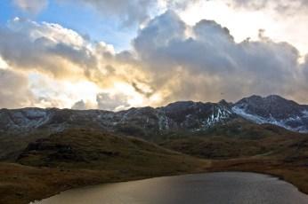 Llyn Teyrn, Snowdonia