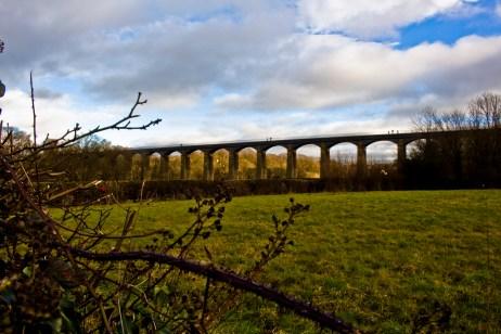 A weekend in Wales - Pontcysyllte Aqueduct
