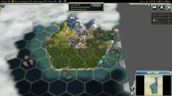Civilization 5 Year of Viking Destiny Denmark Deity Invade Norway