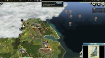 Civilization 5 Year of Viking Destiny Odin's Chosen Warrior York captured