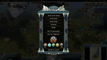 Civilization 5 Year of Viking Destiny Odin's Chosen Warrior Deity Win