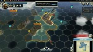 Civilization 5 Paradise Found Deity Tahiti fail