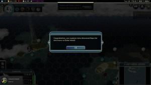 Civilization 5 Paradise Found Heads up Steam Achievement