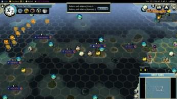 Civilization 5 Paradise Found Hiva Conquest Victory