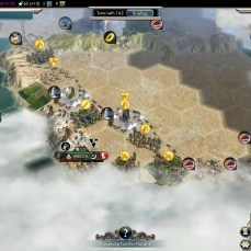 Civilization 5 Into the Renaissance Ayyubids Deity Attack Mecca