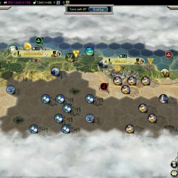 Civilization 5 Into the Renaissance Ayyubids Deity African Expansion