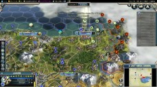 Civilization 5 Into the Renaissance Byzantium Deity Denizli captured
