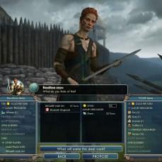 Civilization 5 Into the Renaissance France Deity bribe Celts vs England